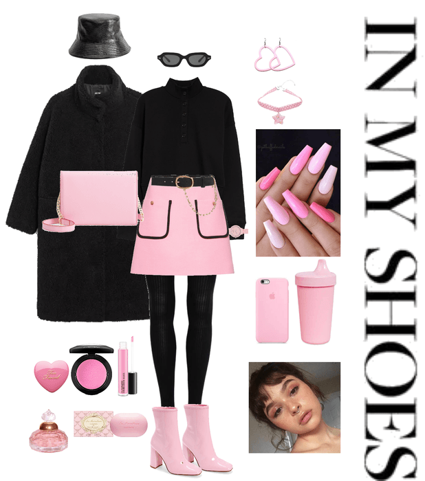 pink shoes challenge