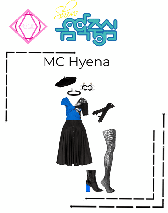IDolls Hyena Show Music Core MC