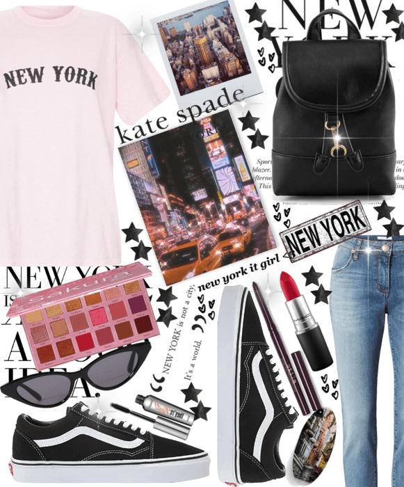 I Dream of New York