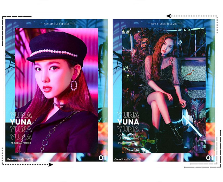 MARIONETTE (마리오네트) 'GENETICS (Ft. Meghan Trainor)' Teaser 1 (Yuna)