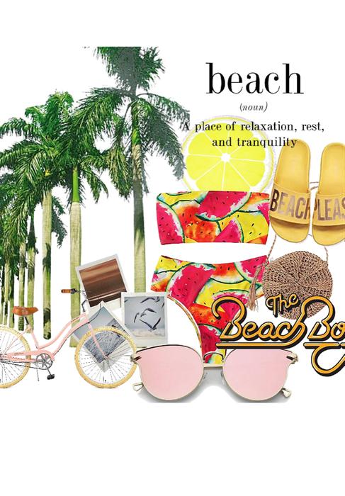 peachy beach