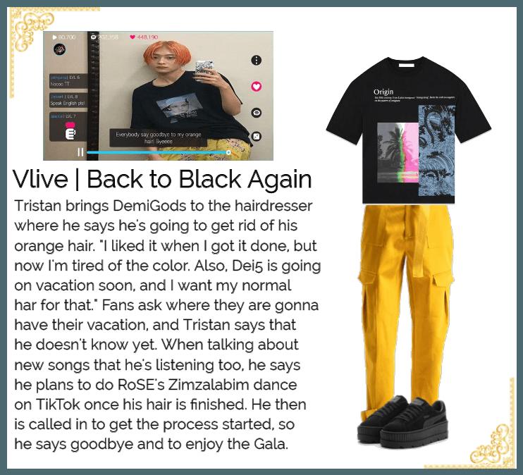 Vlive | Back to Black Again