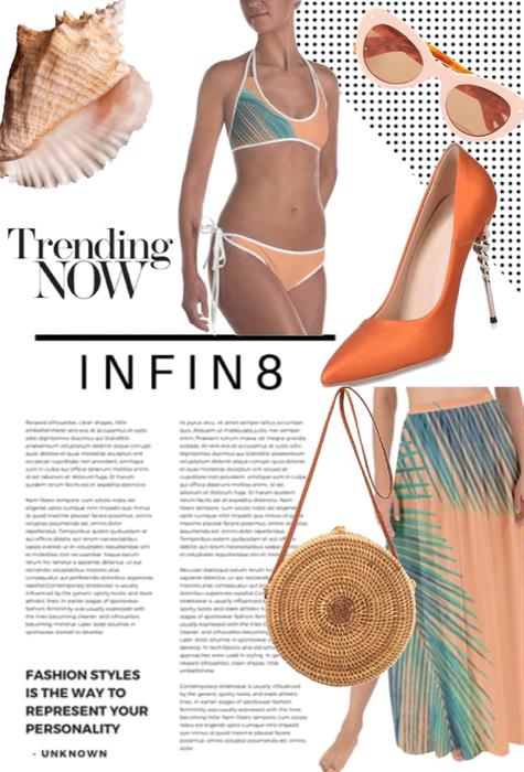 infin8 summer Collection
