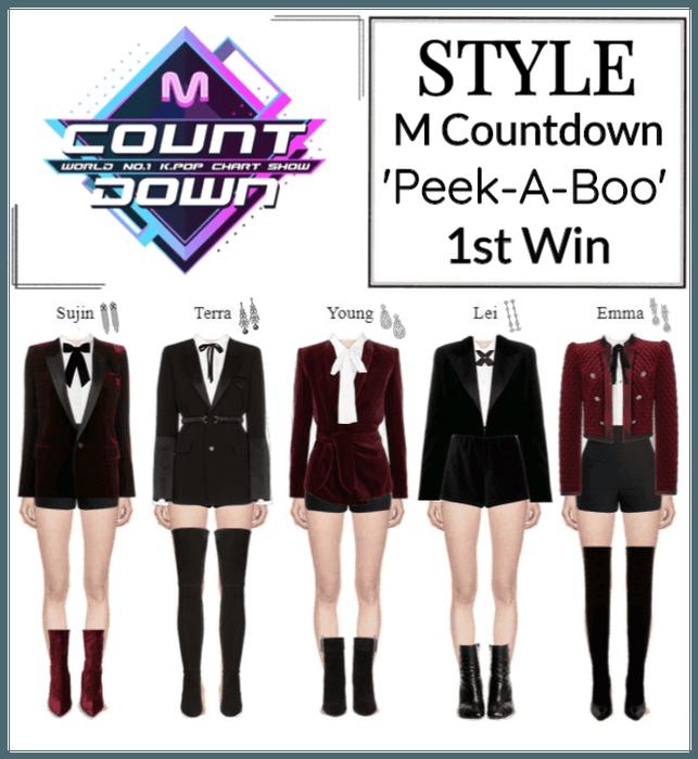 STYLE M Countdown 'Peek-A-Boo'