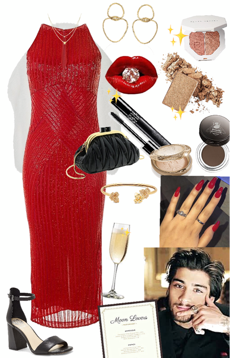 night changes - dinner with zayn