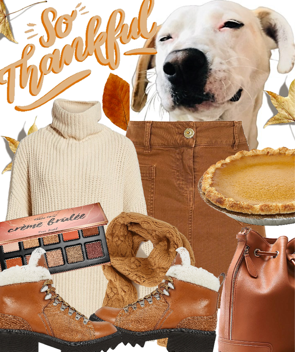 Bree thankful for Bree