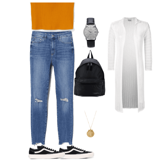Trendy/Stylish Look!