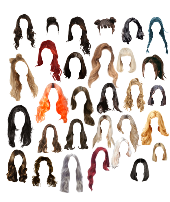 hair I found