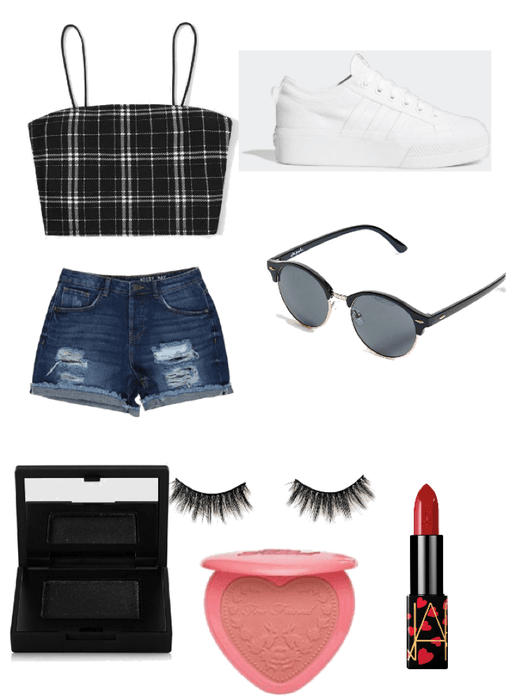 Black Beaty outfit