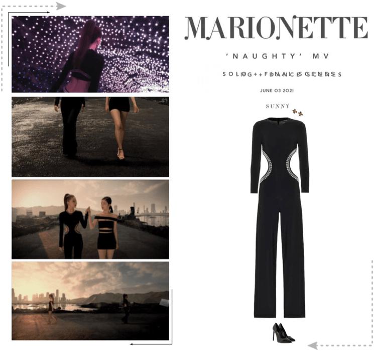 마리오네트 (MARIONETTE) - [SOOJIN X SUNNY] 'NAUGHTY' MV