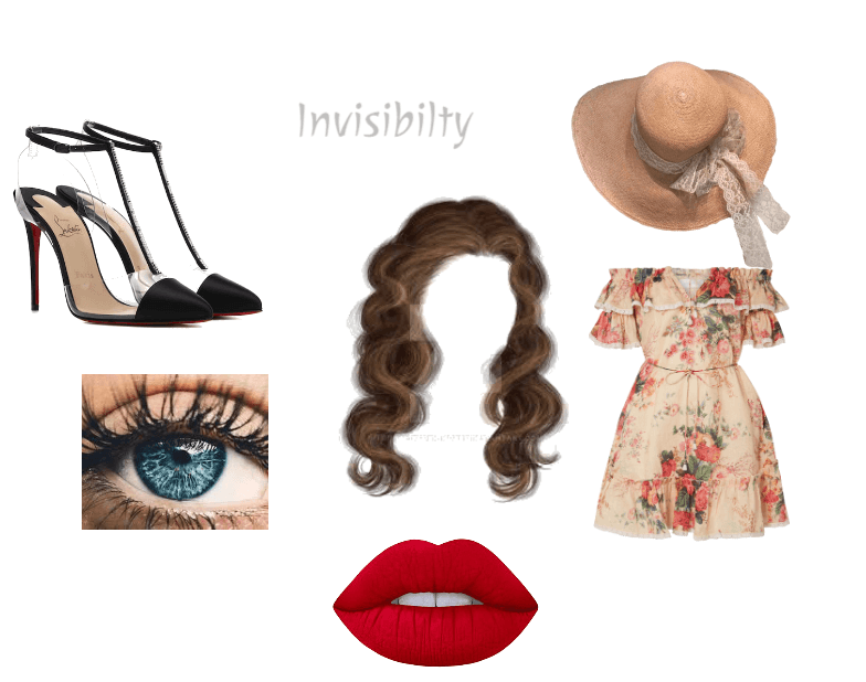 Invisibilty powers