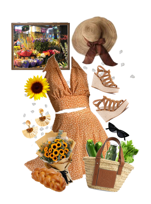 Spring/Summer Sandals at the Farmer's Market!