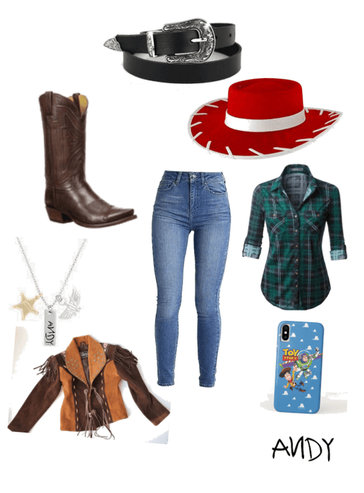 Toy story outfit