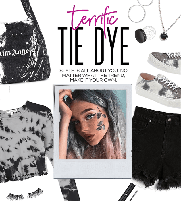 Tie Dye With An Edge