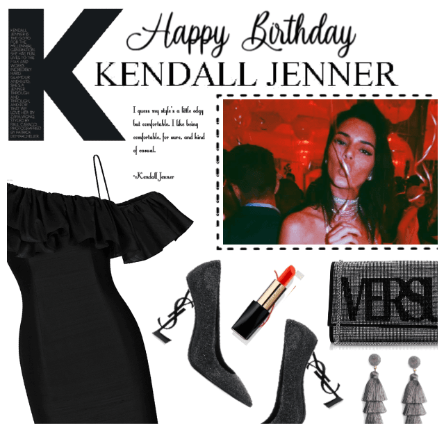 Happy Birthday Kendall Jenner (11/3)