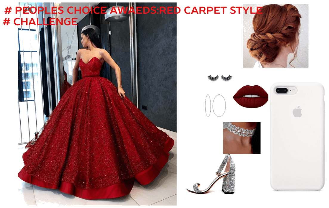 #PEOPLES CHOICE AWARDS: RED CARPET STYLE