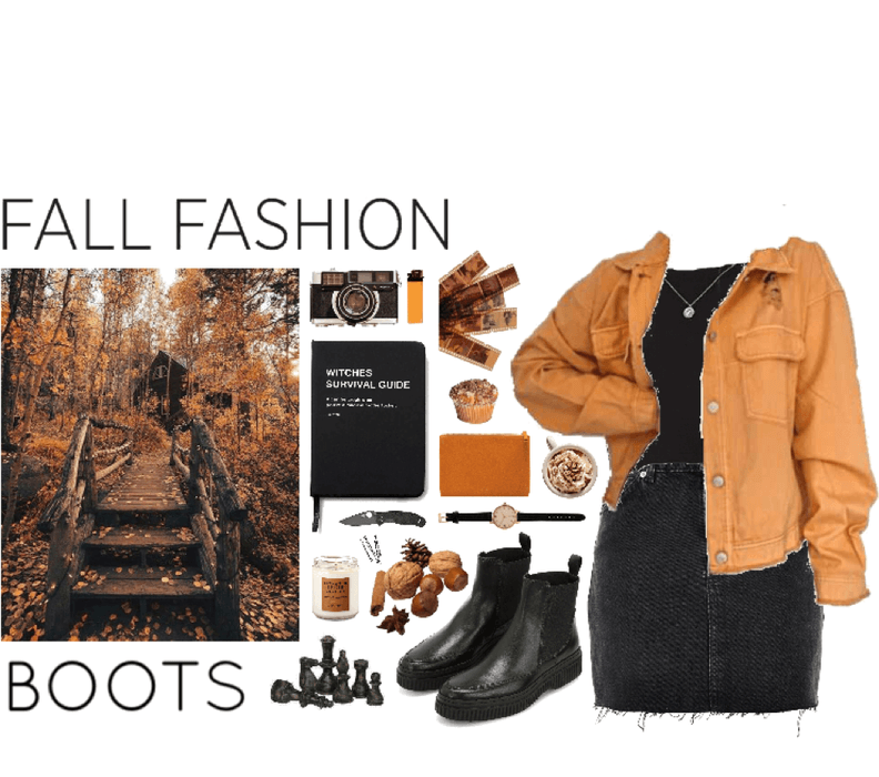 fall fashion: boots