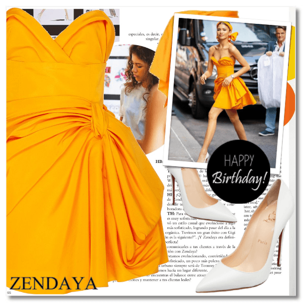 Happy Birthday, Zendaya!