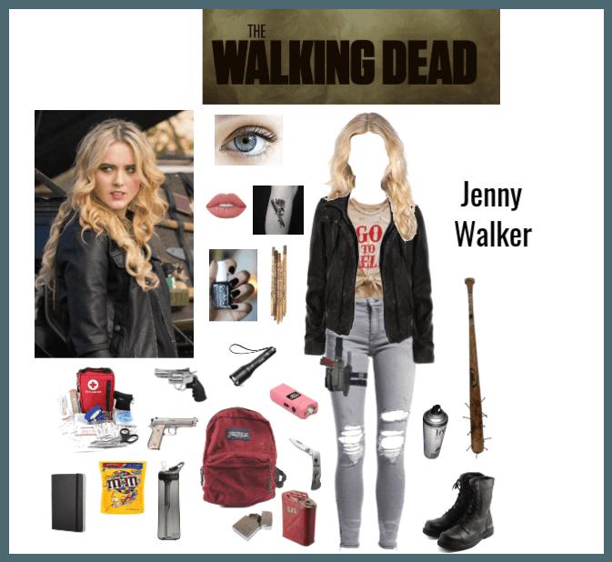 The Walking Dead: Jenny Walker