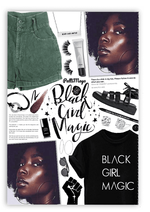 Black Girl Magic 🖤✊🏾