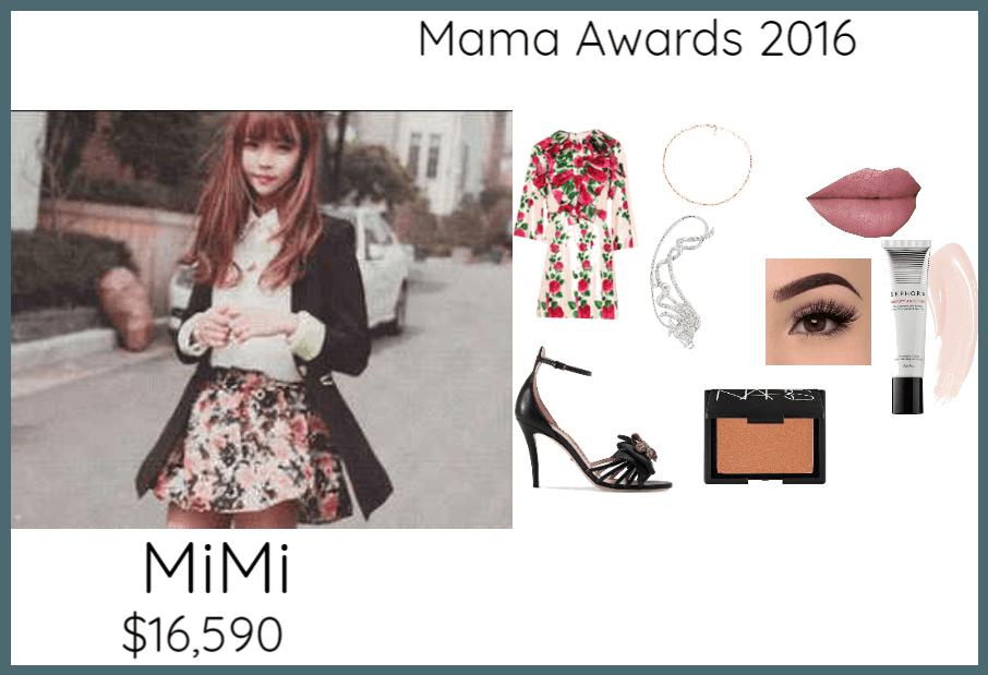 Mama Awards 2016 MiMi