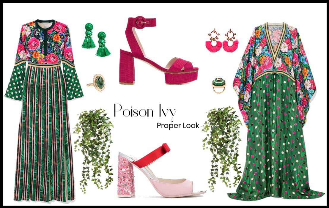 Poison Ivy Proper Look
