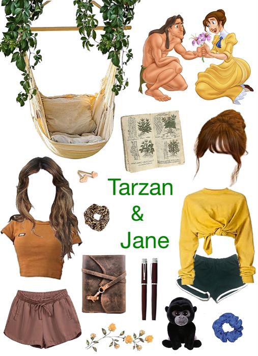 Home School - Tarzan & Jane