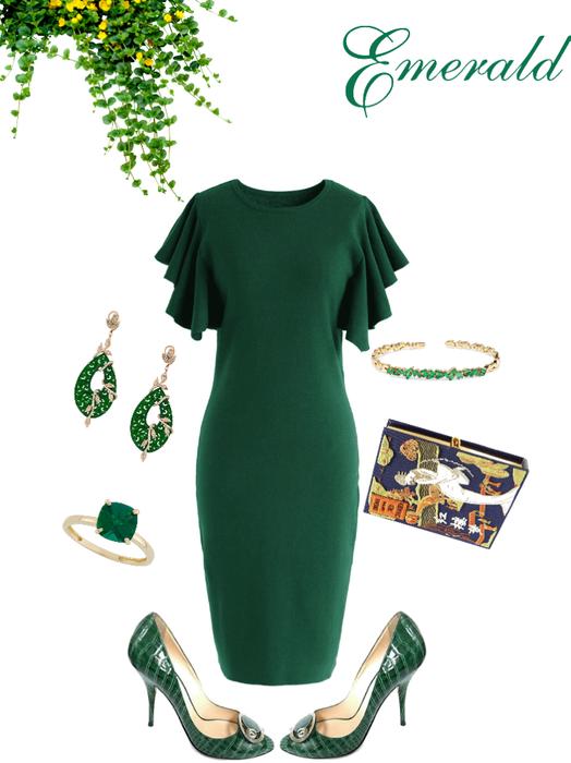 Emerald Lovely