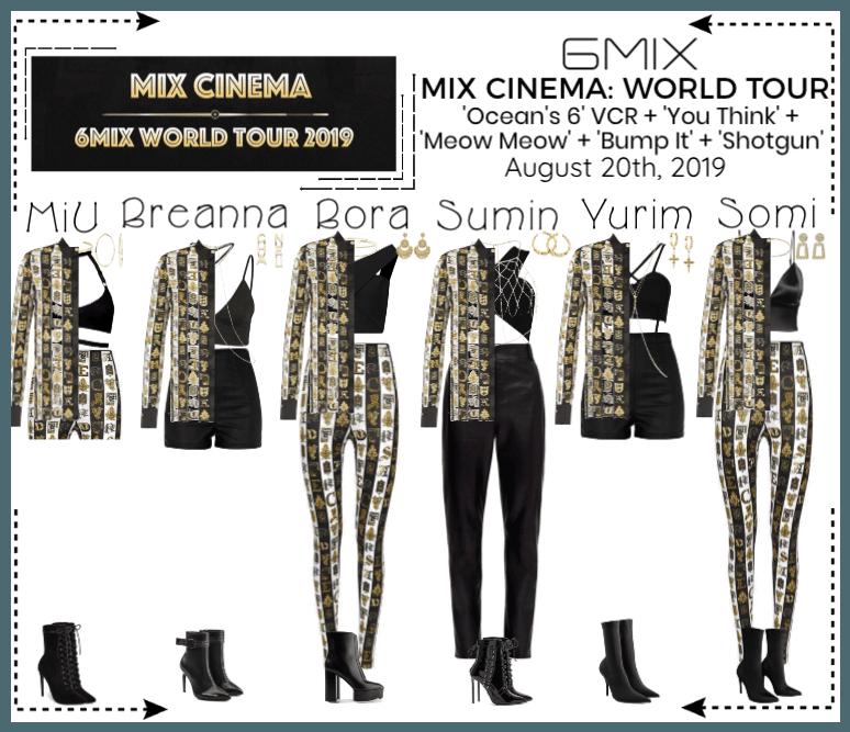 《6mix》Mix Cinema   London