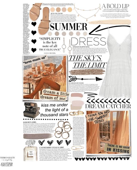 sweet simple dress