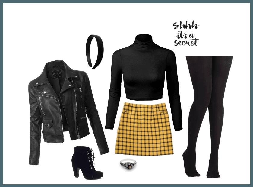 Dress Like Sabrina