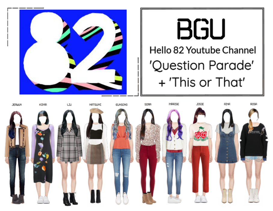 BGU Hello 28 Youtube Channel