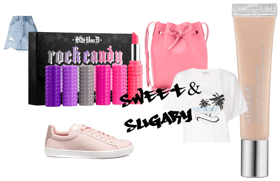 Candy day- Sweet and sugary