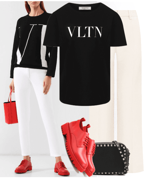 new from valentino