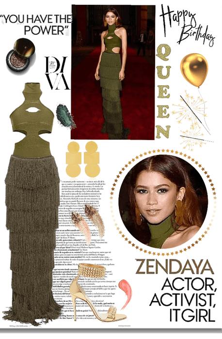 Happy Birthday Zendaya