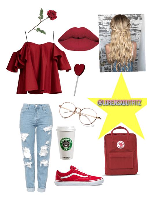Red School Days