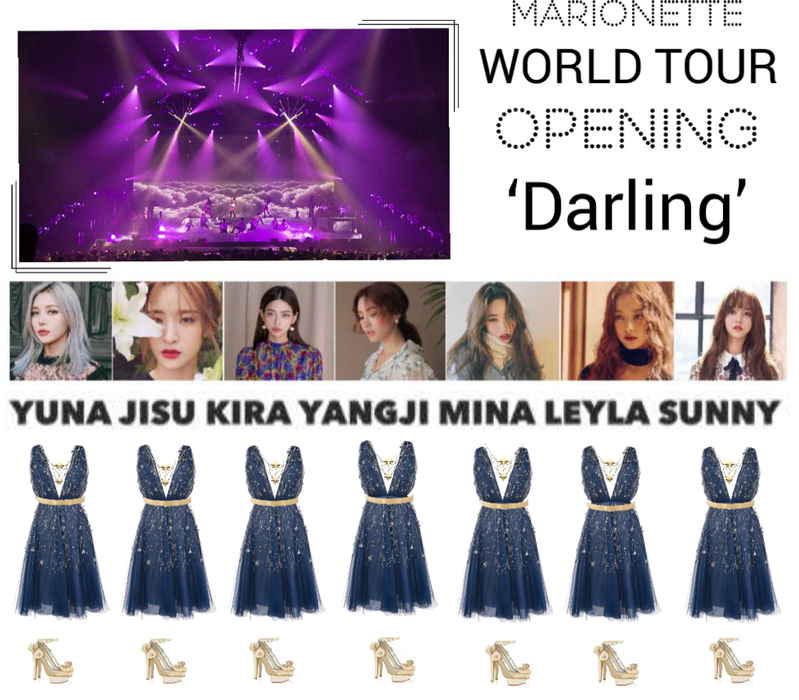 {MARIONETTE} World Tour Bangkok Concert