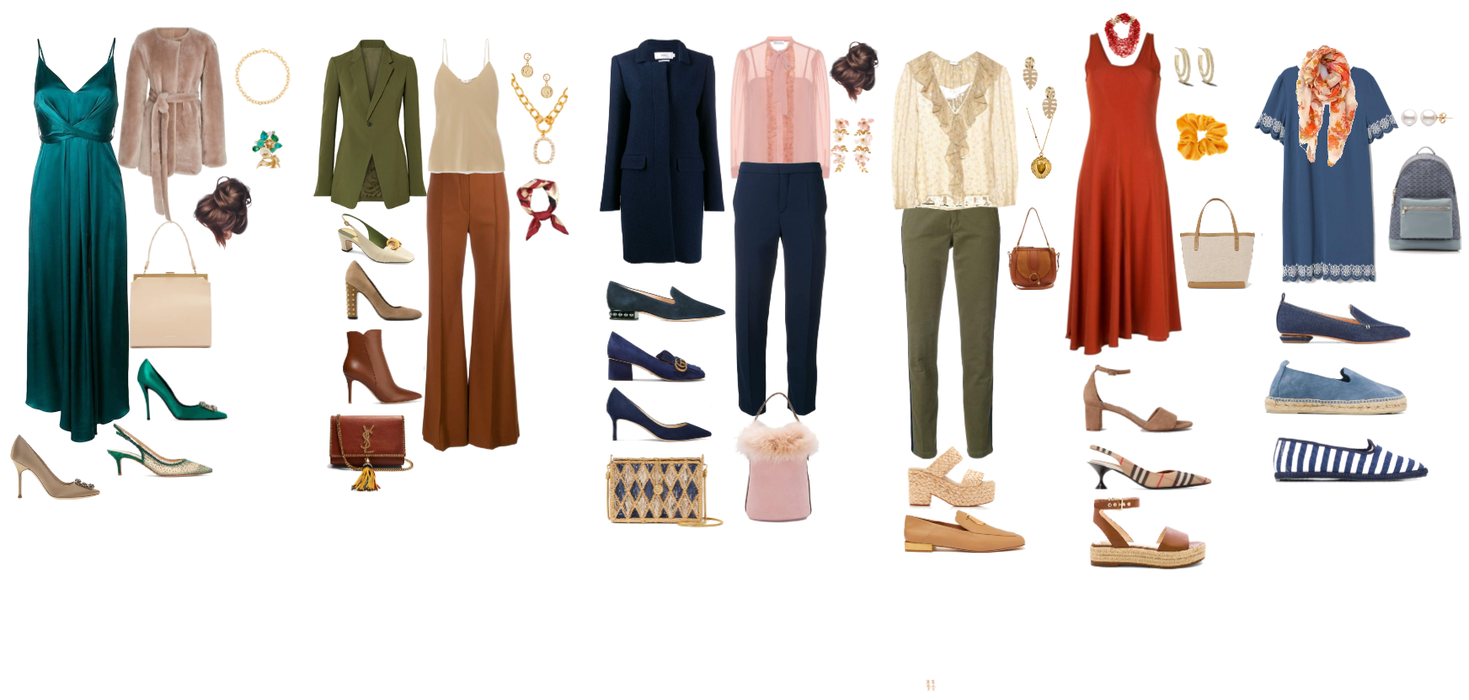 outfit mujer primavera