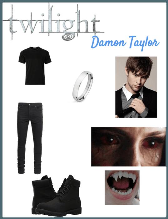 Twilight Oc: Damon Taylor
