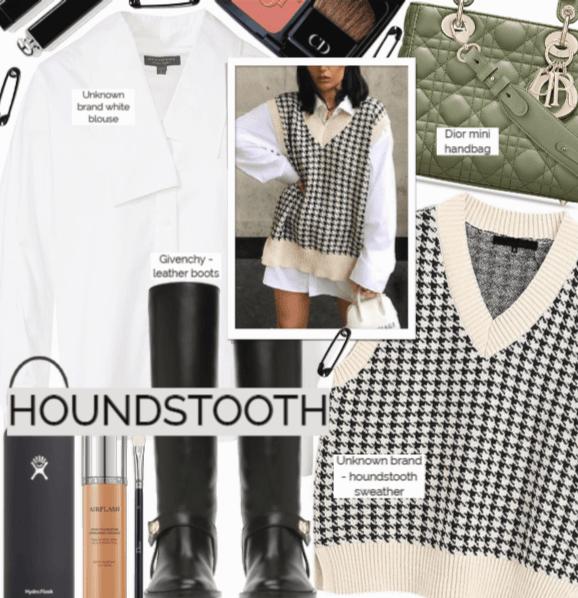 Houndstooth (Pie-de-poule)