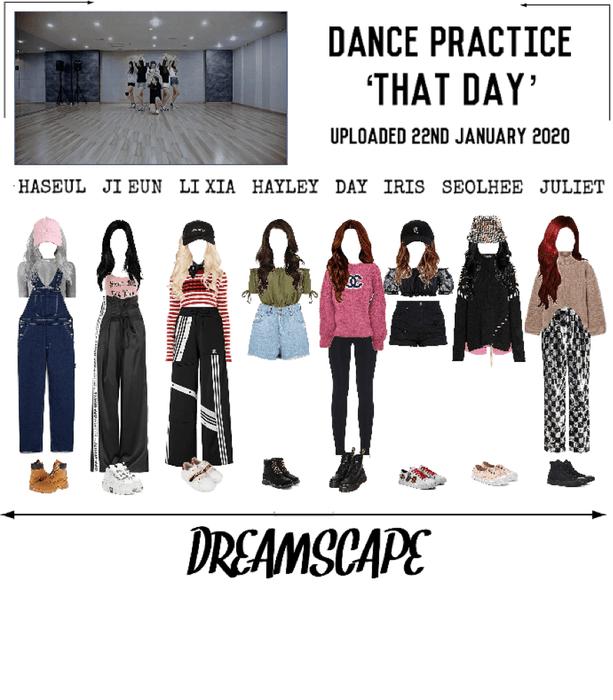 DREAMSCAPE [드림스게이프] Dance Practice 200122