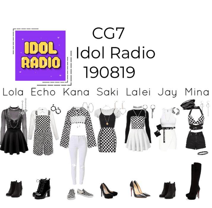 Idol Radio- Cyber Girls