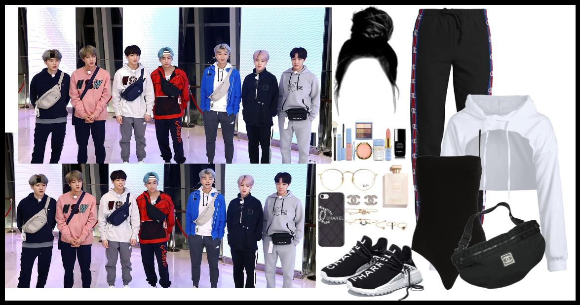 the 8th member: Run BTS