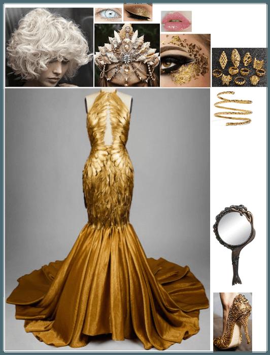 Ella - Gold Model