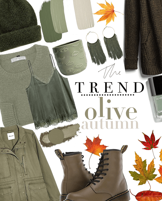 Olive Autumn | Fall Trends 2020