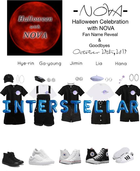 -NOVA- Halloween Celebration with NOVA
