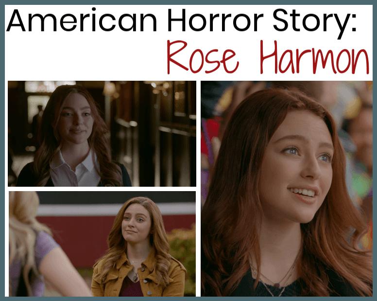 AHS: Rose Harmon