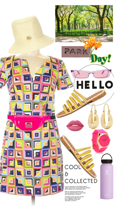Bright Day - Bright Fanny Pack