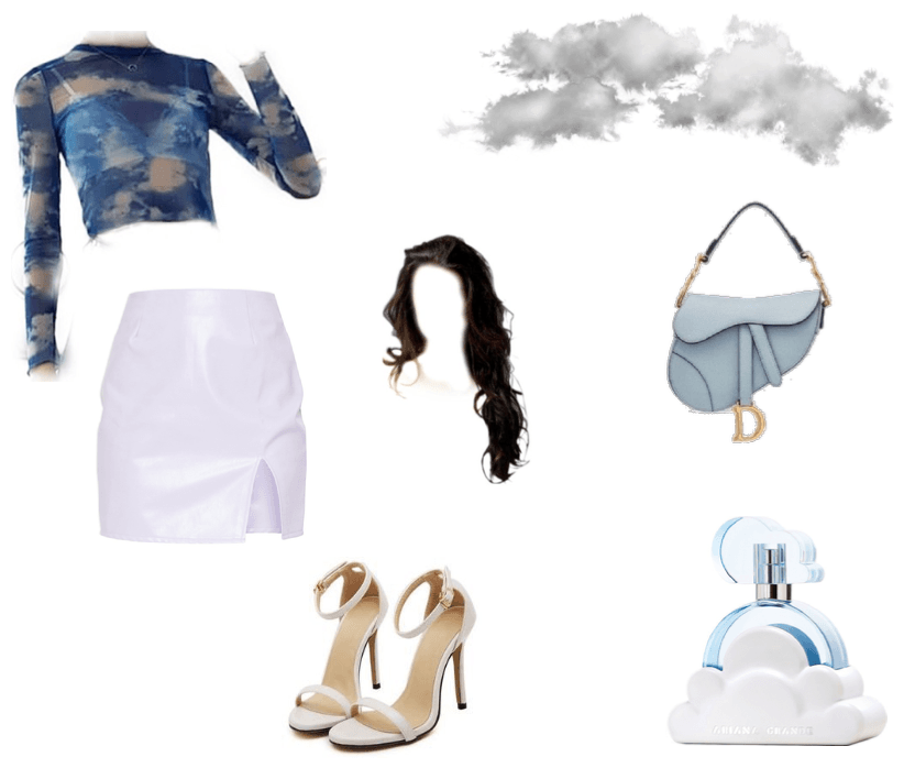 Cloud outfit challenge