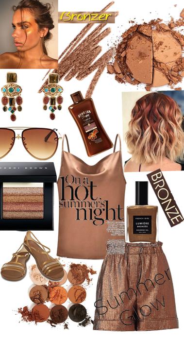 Bronze On a Hot Summer's Night